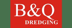 B & Q dredging