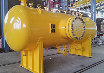 Pressure vessels - Energy Works Technology (EWT). Pressure vessels (Separators, Scrubbers, Knock-out Drums, Slug Catchers) and Process Packages, Process Piping, Manifold Skids, Pigging Facilities, Metering Skids, PIG Launchers and Receiver Packages complete with Instrumentation and, Associated Steelworks.​