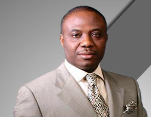 Dr. Ernest Azudialu-Obiejesi - Executive Chairman and Group Managing Director of Nestoil Group. Nestoil GMD