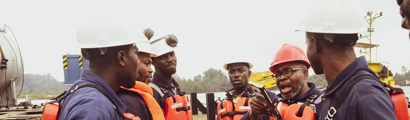 Achieving Workplace Safety Means Having a People-first Policy - Blog | Nestoil. Taiye I. Anifowoshe. Environmental Coordinator Projects.