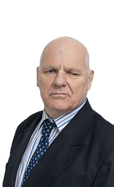 Collin Butt - Group Finance Director - Nestoil