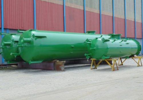 Project Portfolio - Energy Works Technology (EWT). Recently Completed Pressure Vessels for Southern Swamp Associated Gas Solutions (SSAGS) Projects OPUC 1-V-4611 OPUC 1-V-4621 OPUC 1-V-6401. Client – Southern Swamp Associated Gas Solutions. Date - November 24, 2016.