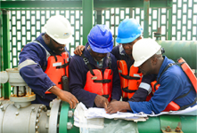 Nestoil - Engineering, Procurement, Construction and Commissioning. We are Nigeria's largest indigenous Engineering, Procurement, Construction and Commissioning EPCC Company in the Oil and Gas sector