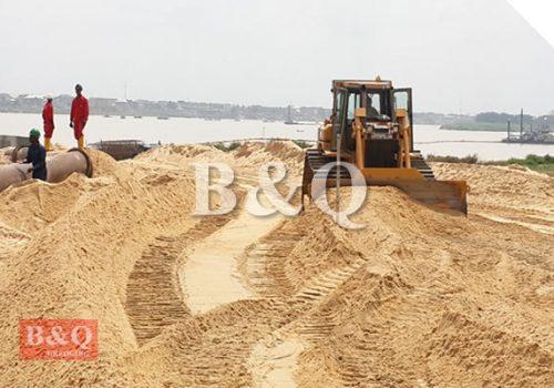 b & q project in nigeria